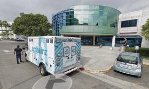 Activists Attempt to Enter Hospital Where Shot Deputies Were Taken, Shout Threats