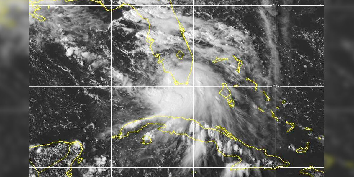 Louisiana Governor Issues State of Emergency Over Tropical Storm Sally