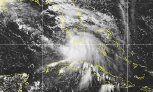 Hurricane Paulette Rolls Toward Bermuda, Tropical Storm Sally Threatens Gulf Coast