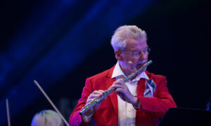 A Golden Flute, A Golden Talent: James Galway