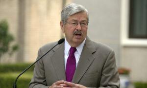 US Ambassador to China to Step Down Next Month
