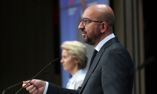 Europe's Hardening Viewpoint Toward China