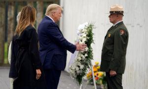 Trump Commemorates 9/11 at Flight 93 National Memorial