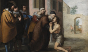 Together Again: Rare, Spanish Prodigal Son Series by Murillo Is Restored