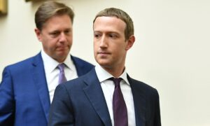 Watchdog: Facebook CEO Influenced Election
