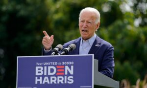 Biden Transition Team Suggests Balancing Act Between Centrists, Far Left