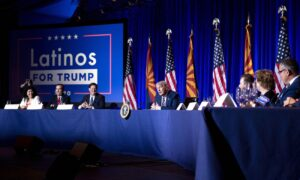 'We're Not Going to Be Another Venezuela,' Trump Tells Latino Roundtable in Arizona