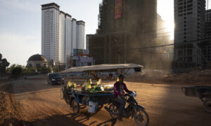 US Sanctions Chinese State-Owned Firm Over Land Seizure, Corruption in Cambodia