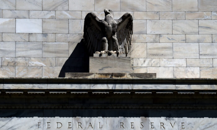 The Federal Reserve in Washington. (Olivier Douliery/AFP)