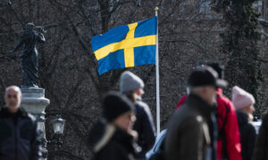 On Anniversary of China-Sweden Diplomatic Ties, No Messages Exchanged as Relations Sour