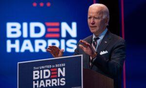 Biden Outlines Plan for CCP Virus Vaccine in Speech