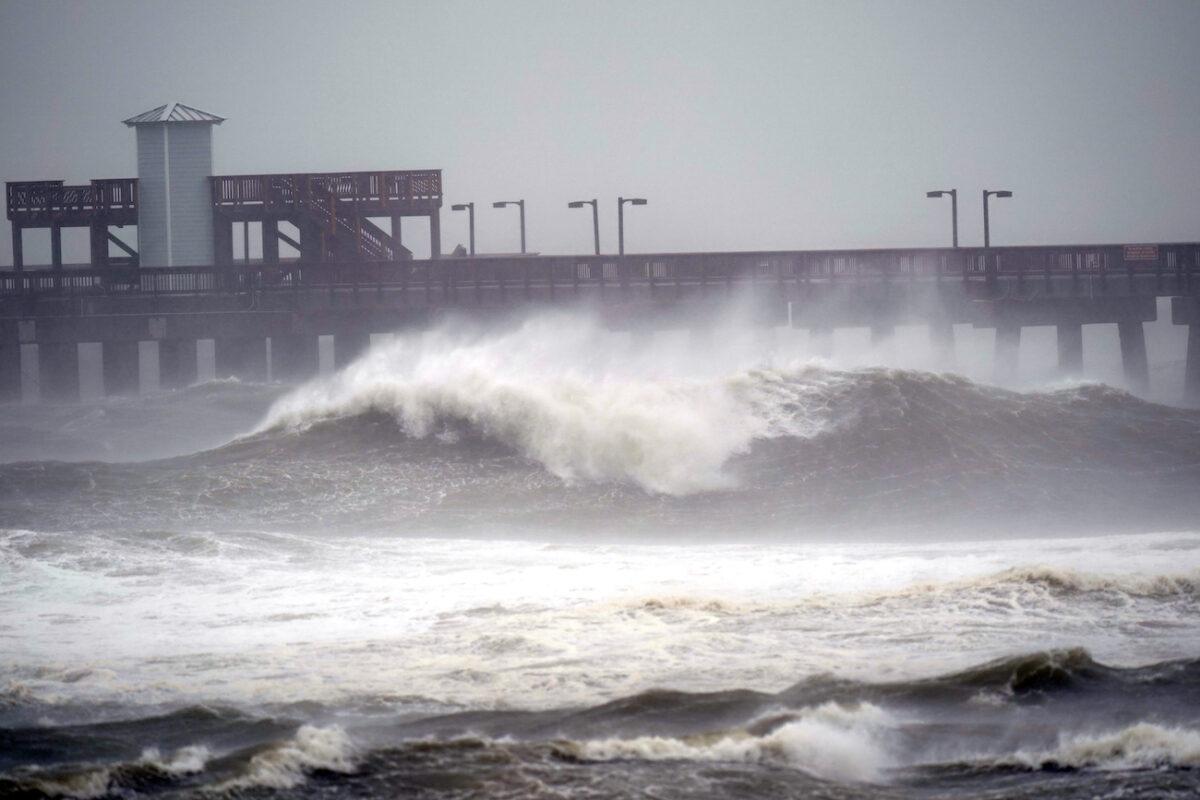 Hurricane Sally Threatens Dangerous Floods