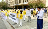 Rally at LA's Chinese Consulate Calls for End to Renewed Falun Gong Persecution