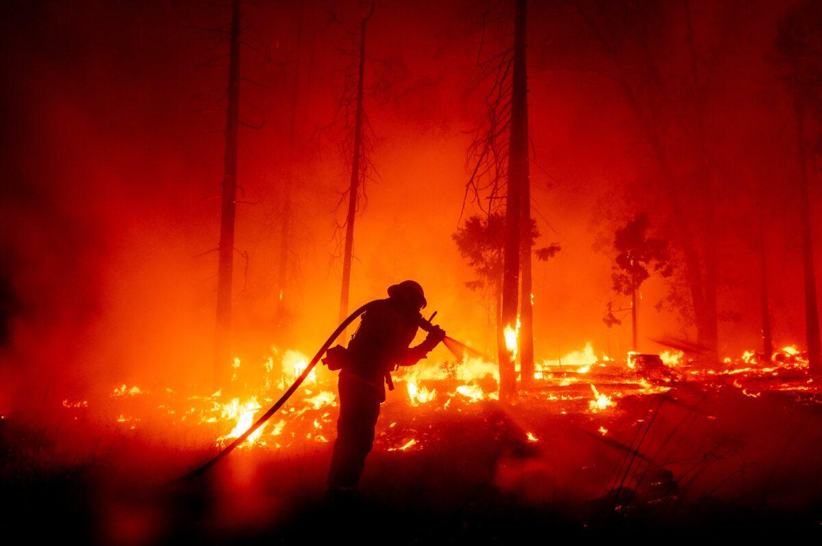 Cal Fire , California: Wildfire Resources Run Thin