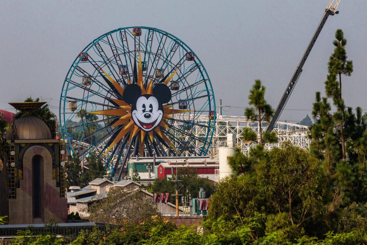 Disney Lays Off 28,000 Workers at Disneyland, Disney...
