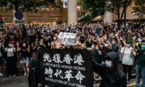 Freedom House Honors Hong Kong Protesters With Freedom Award