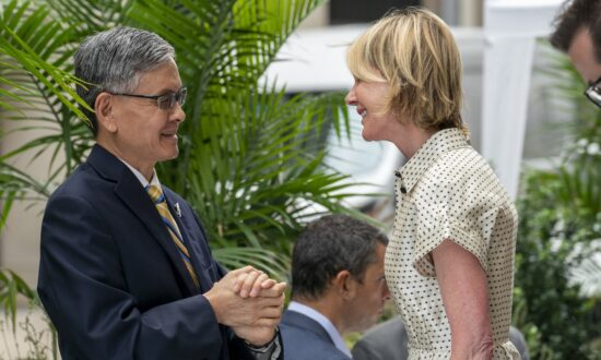 US Ambassador Calls For Taiwan to Be Part of United Nations