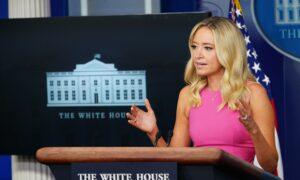 Trump Wants Bigger Stimulus Bill: White House Press Secretary