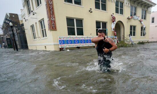 Gulf Coast Braces for 2nd Round of Flooding in Hurricane Sally's Wake