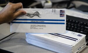 GOP Asks Supreme Court to Block Mail-In Voting Extension in Pennsylvania
