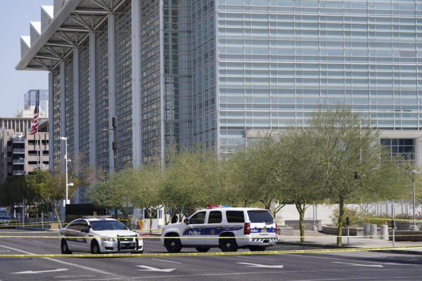 Federal Courthouse Shooting Phoenix
