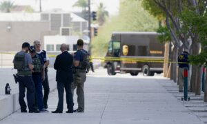 Phoenix Man Charged After Officer Shot Near Federal Courthouse