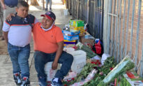 Stranger Raises Over $40,000 for 8-Year-Old Flower Seller and His Unemployed Dad