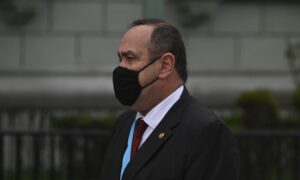 Guatemalan President Tests Positive for Coronavirus