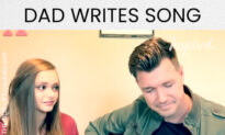 Dad writes a song for daughter