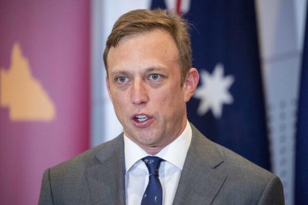 Queensland Deputy Premier Steven Miles