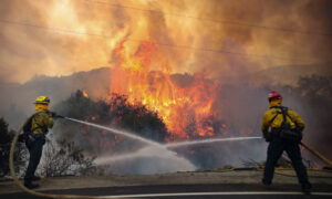 California Governor Declares Emergency in 3 Counties Due to More Fires