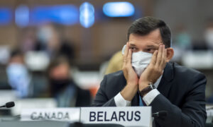 Belarus, Backers Seek to Block Speeches at UN Rights Body