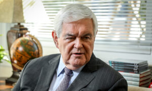 Newt Gingrich Says Georgia Senate Race Is Key to Defending America Against 'Radical Left-Wing' Agenda
