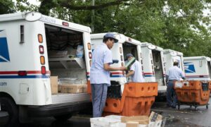Federal Judge Temporarily Blocks Postal Service Operational Changes