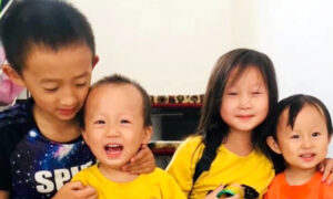 China in Focus (Sept. 18): Dissident Poet, Wife Arrested, Leaving 4 Children Behind