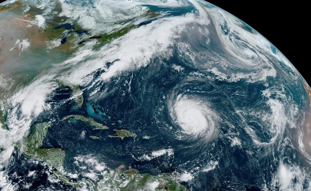 It's Not Over: Hurricane Teddy Pushing Dangerous Storm Surge Toward Nova Scotia