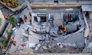 Shoddy Construction Causes Deaths and Injuries in China