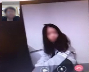 "Chinese-speaking scammers are posing as Chinese authority figures (including police) and duping Chinese students in Australia to participate in ""virtual kidnappings,"" while extorting their family members at the same time  (Image Supplied NSW Police)."
