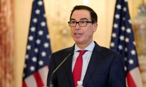 Mnuchin Calls on Congress to Unlock $580 Billion of Unspent Stimulus Money