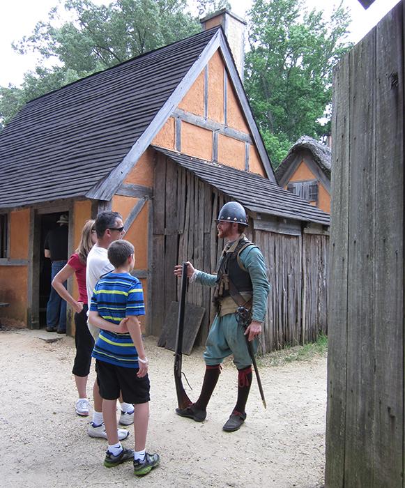 James-Fort-solider