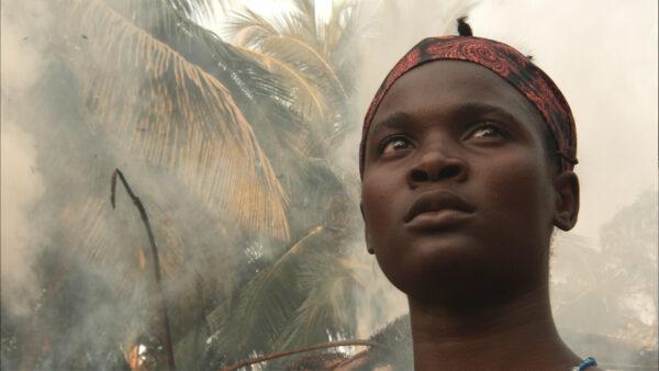 Jamestown Settlement film scene - Angelo of Angola
