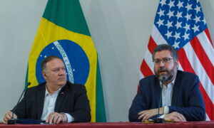 Pompeo Shores up Support of Venezuela's Neighbors to Pressure Maduro's Regime