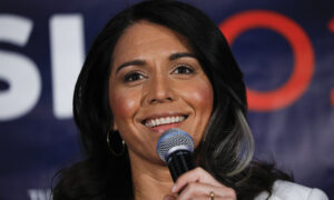 Tulsi Gabbard Says Election Fraud a 'Serious Threat,' Announces Bill Targeting Ballot Harvesting