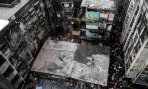 At Least 10 Dead in Building Collapse in India, Dozens Feared Trapped