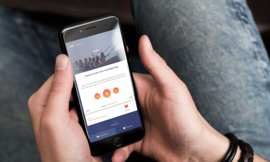 New Road Trip App Lets You 'Listen to the Landscape'