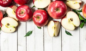 Apple Pie Goes Savory