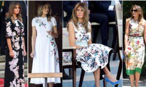 Melania Trump's Iconic Style