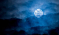 A Rare 'Blue Moon' Will Light Up the Night Sky on Halloween–Here's What You Need to Know
