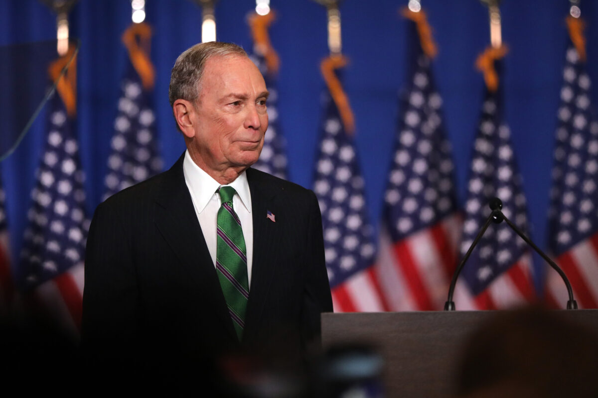Bloomberg Effort Raises $20 Million to Pay Fines for Florida Felons So They Can Vote
