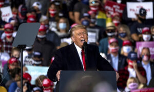 Trump Highlights Upcoming Supreme Court Nomination at Ohio Rallies
